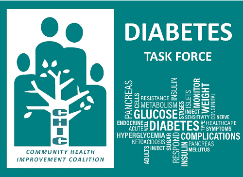 Diabetics Task Force logo